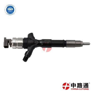 玉柴柴油泵喷油器23670-0L050玉柴电喷喷油器价格
