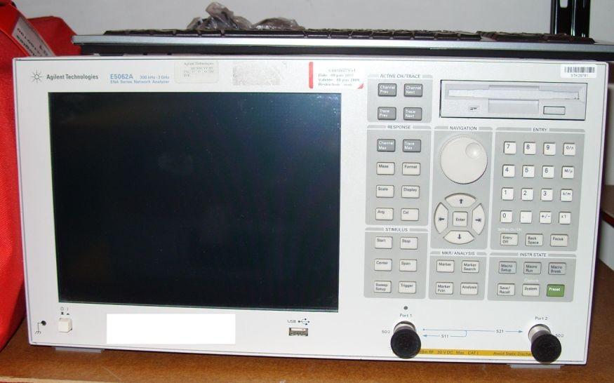 现金求购 安捷伦/是徳E5062A ENA矢量网络分析仪