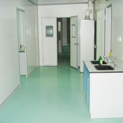 p2实验室建设 标准化实验室设计 洁净实验室规划施工找承绪