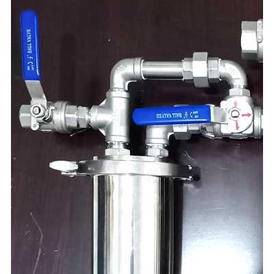 反冲洗过滤器是什么?