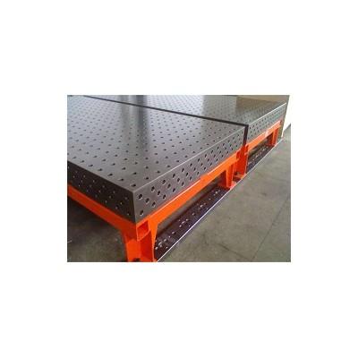 湖南长沙三维焊接平台@「仁丰量具」铸铁焊接平台费用