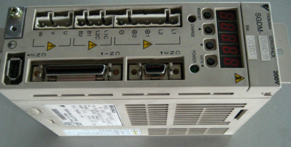 R1B-01AC安川驱动器维修CP6 FRQ轴驱动器