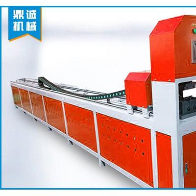 广东广州全自动爬架冲孔机「鼎诚机械」自动冲孔机售后良好