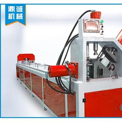 重庆钢管冲孔机「鼎诚机械」全自动钢管冲孔机怎么样