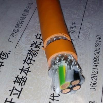 P.M.4G10 C PUR DESINA 电机连接电缆