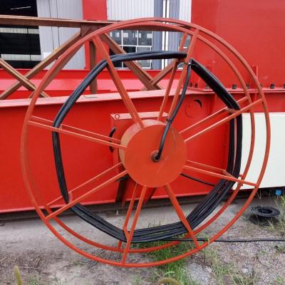 重锤式电缆卷筒