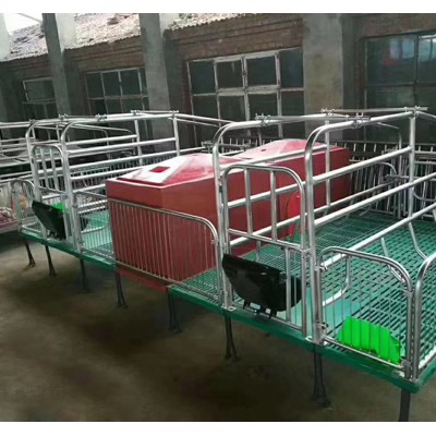 宁夏银川母猪产床「志航机械」铸铁母猪产床怎么样