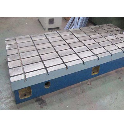 湖北武汉T型槽平板「康恒工量具」铸铁圆形平板报价
