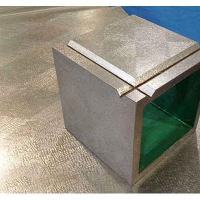 黑龙江哈尔滨检验方箱「康恒工量具」铸铁弯板/T型槽平板供应