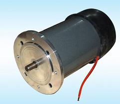 直流电机的转子组成