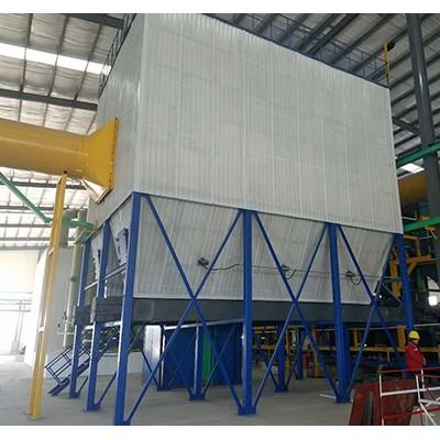 陕西西安锅炉脉冲除尘器「云中环保」锅炉布袋除尘器厂家报价