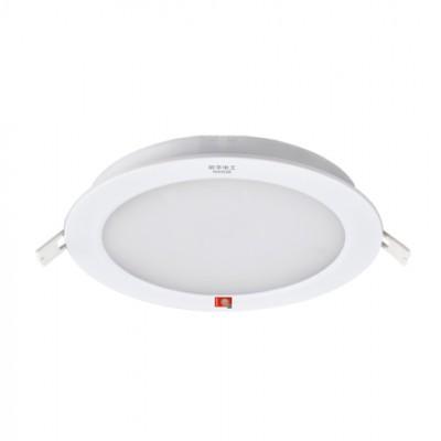 敏华应急照明6寸磨砂罩安全低压DC36V筒灯