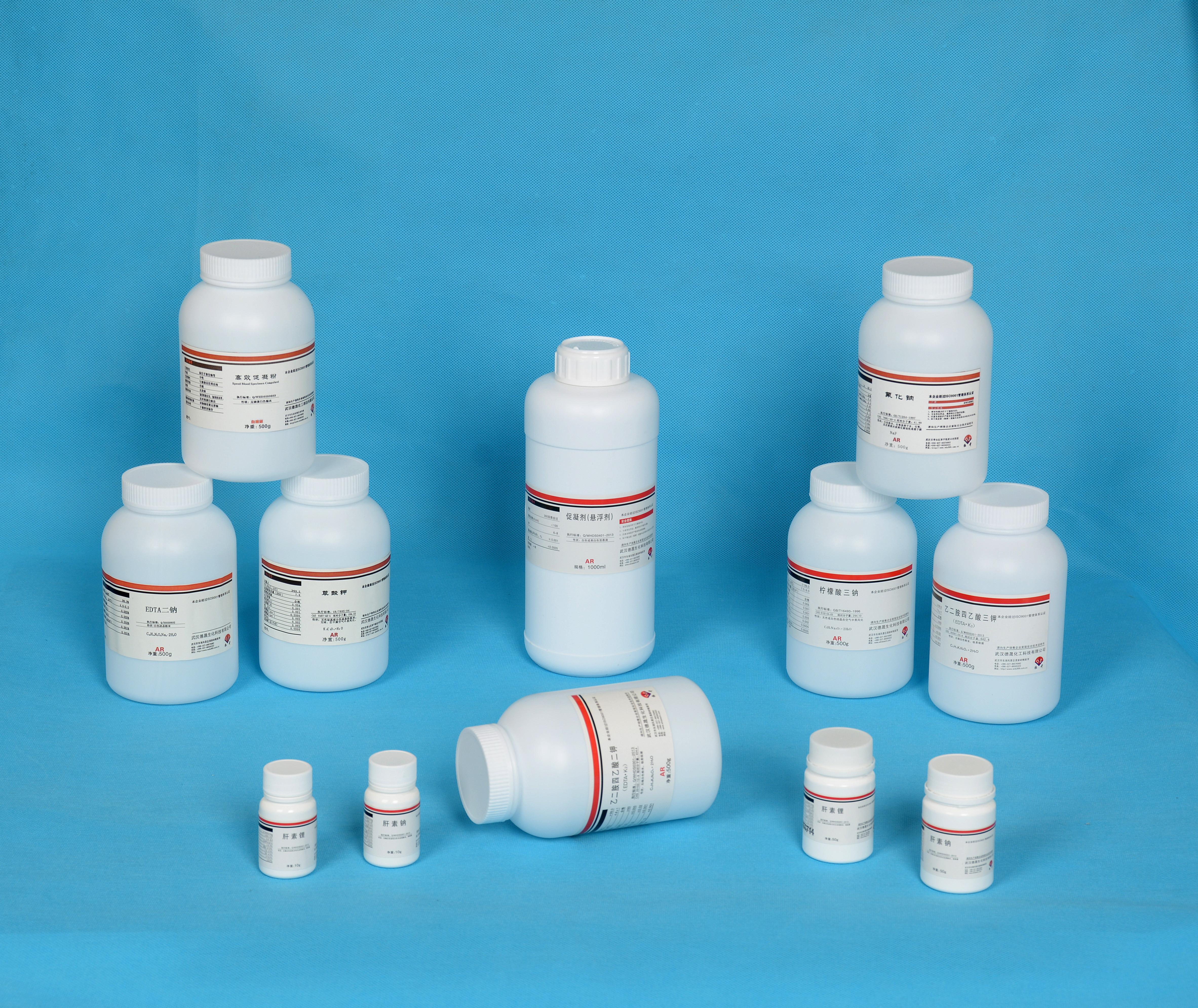 草酸钾的抗凝功能原理,有多少人知道?