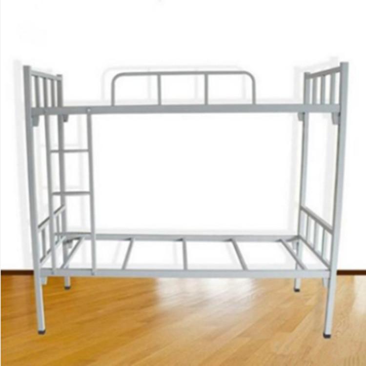 广东宿舍高低床学生上下铺高低床职工双层高低床钢制双层床