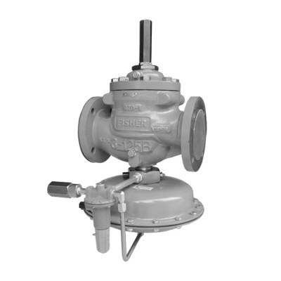 美国FISHER调压器 1098-EGR不锈钢氧气调压阀