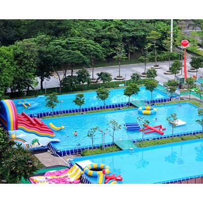 水上乐园为什么这么受欢迎,广东中力旅游开发公司
