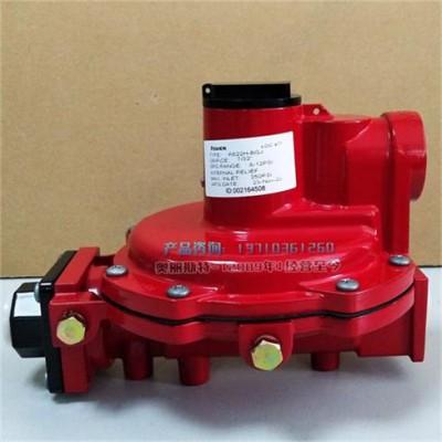 FISHER R622H-DGJ高压煤气阀