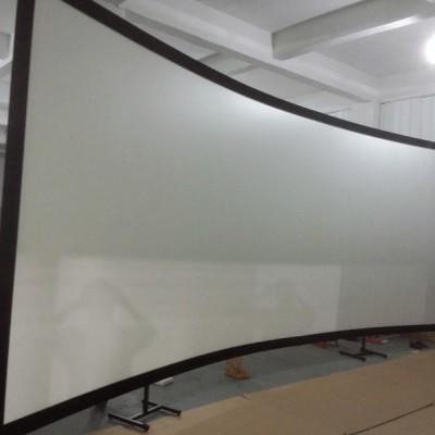 深圳供应 投影幕 全息投影幕 3D投影幕布 互动投影