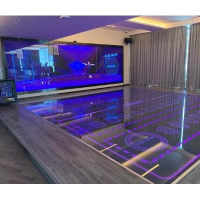 全息投影膜 悬浮感应系统 软件地面互动投影工程