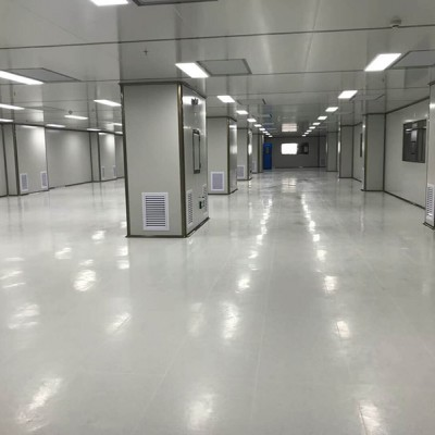 生物安全实验室装修 净化检测室改造施工找承绪