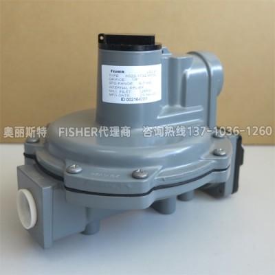 FISHER调压器R622-1732-93103液化气调压器