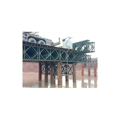 湖南长沙钢便桥报价@「沧顺路桥工程」贝雷片供应