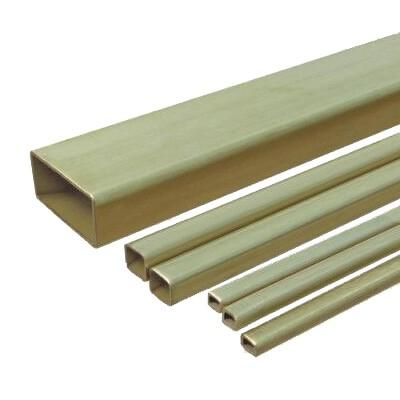 广西黄铜管生产厂家~通海铜业厂家直营异型黄管