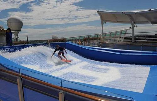 水上模拟冲浪机器的原理,厂家设备安装