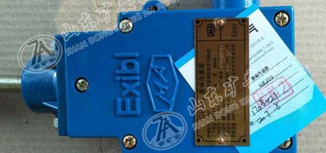 概述GUJ30型堆煤传感器(开关式)工作原理