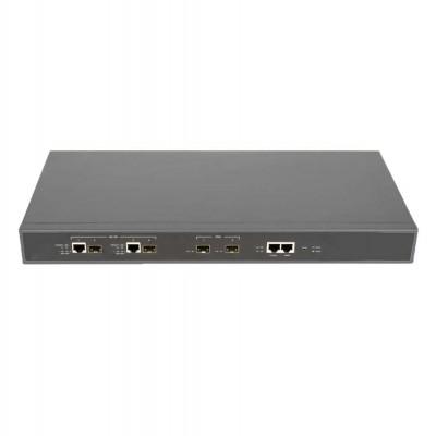 冠联通信生产销售光纤OLT4号设备