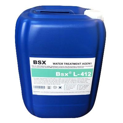 四川动物园循环水系统清洗剂L-412应用效果