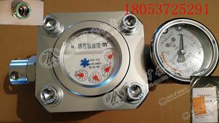 SGZ煤层注水多功能高压水表压力水表
