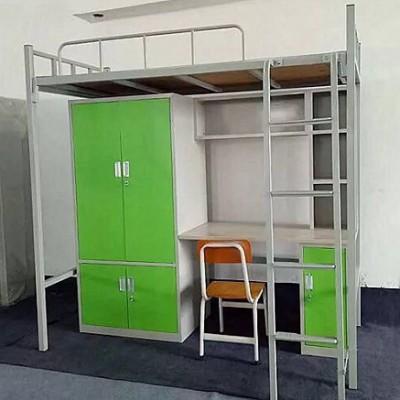 广州员工公寓床上床下柜组合床厂家供应价格实在