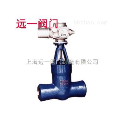 焊接闸阀Z960Y-P54100V/140V/170V