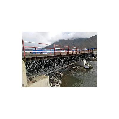 江苏南京@贝雷片求购「沧顺路桥工程」钢便桥-出售