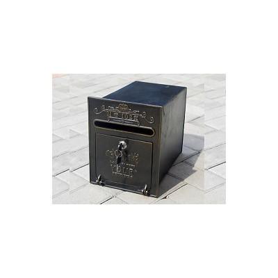 重庆挂墙式信报箱生产订制/韩集兴达铸造厂