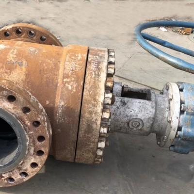 专业阀门维修 伞齿轮闸阀维修
