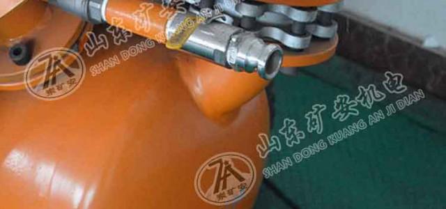 QYF10-20型矿用气动清淤排污泵如何运输与贮存
