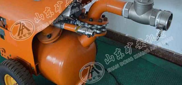QYF25-15气动清淤排污泵在什么环境下使用