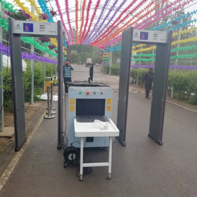 北京租赁安检设备测温安检门安检机安检仪