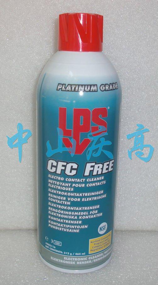LPS 03116不含CFC电子接点清洁剂