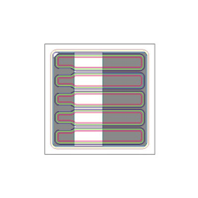 PW直供UVC芯片20mW150mA30x30mil高光效