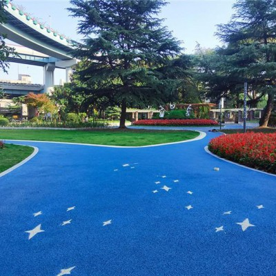 广安市,艺术地坪,透水混凝土,彩色幻彩混凝土等原材料
