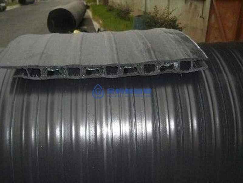 双平壁钢塑复合缠绕管