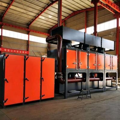 重庆催化燃烧工业废气净化设备世纪奥瑞催化燃烧一体机