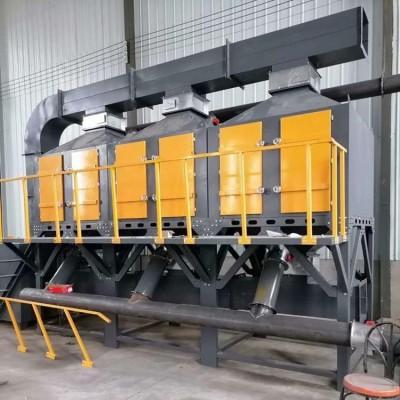 天津催化燃烧工业废气净化设备世纪奥瑞催化燃烧装置