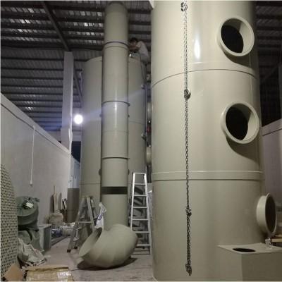 冠信环保厂家专业制作,销售喷淋塔废气设备