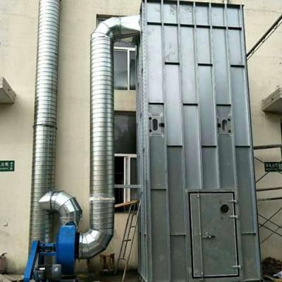 木器厂拼接布袋除尘器 单机脉冲除尘器 冠信环保设备生产厂家