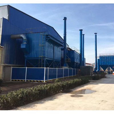 生产厂家湖北焦化厂除尘器 焦炉布袋除尘器 冠信环保