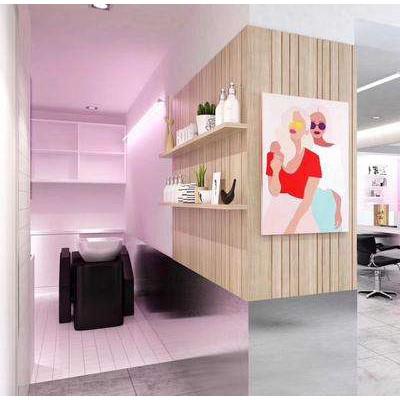 北京理发店公共卫生检测收费 理发店卫生许可检测机构